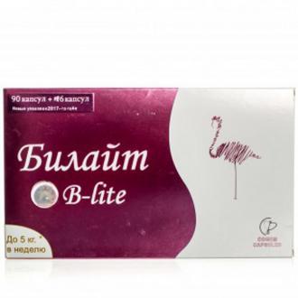 Билайт B-Lite таблетки для похудения 1 упаковка 96 шт. – купить по цене 2950 руб. в интернет-магазине pohudela.net