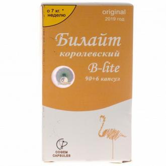 Капсулы для похудения Билайт Королевский (96 капс.) – купить по цене 3100 руб. в интернет-магазине pohudela.net