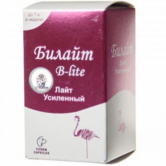 Капсулы для похудения Билайт Усиленный (60 капс.) – купить по цене 2850 руб. в интернет-магазине pohudela.net