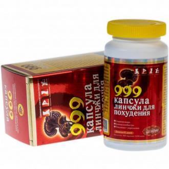 Капсулы Линчжи 999 90 шт. – купить по цене 2400 руб. в интернет-магазине pohudela.net